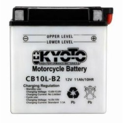 Battery KYOTO type YB10L-B2
