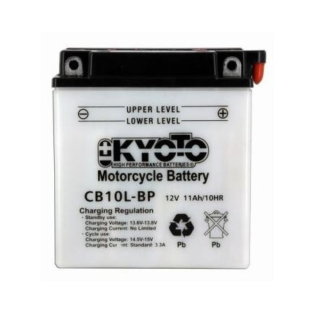 Battery KYOTO type YB10L-BP