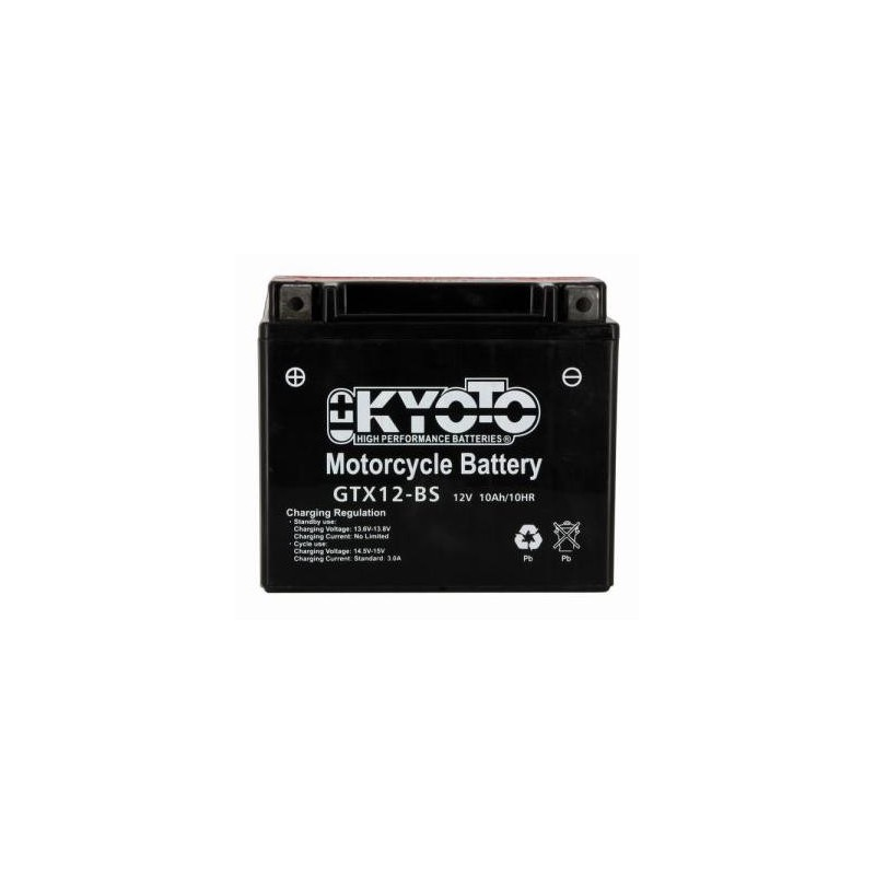 Battery KYOTO type YTX12-BS