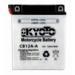 Battery KYOTO type YB12A-A