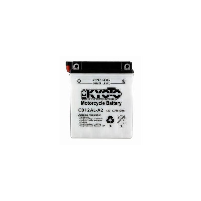 Battery KYOTO type YB12AL-A2