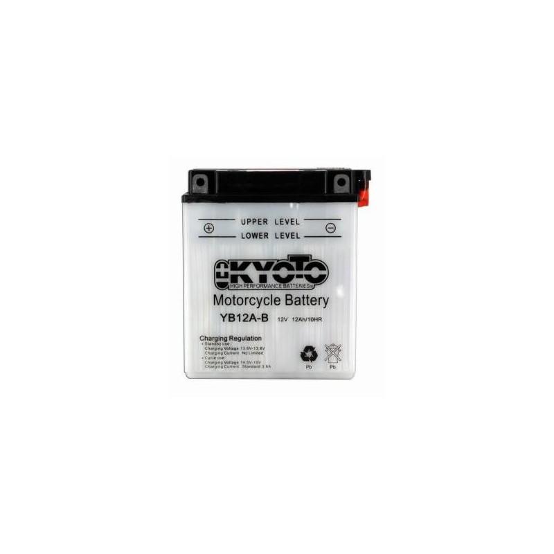 Batterie KYOTO type YB12A-B