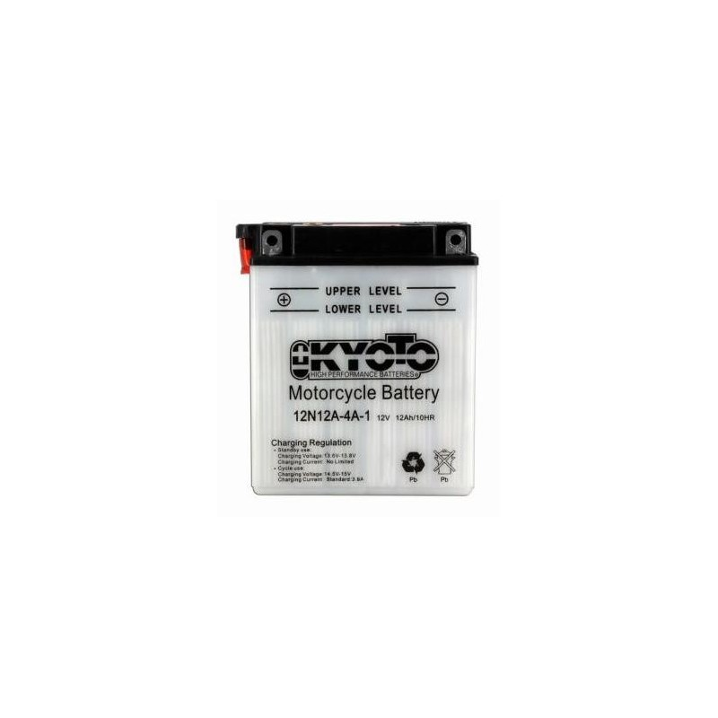Battery KYOTO type 12N12A-4A-1