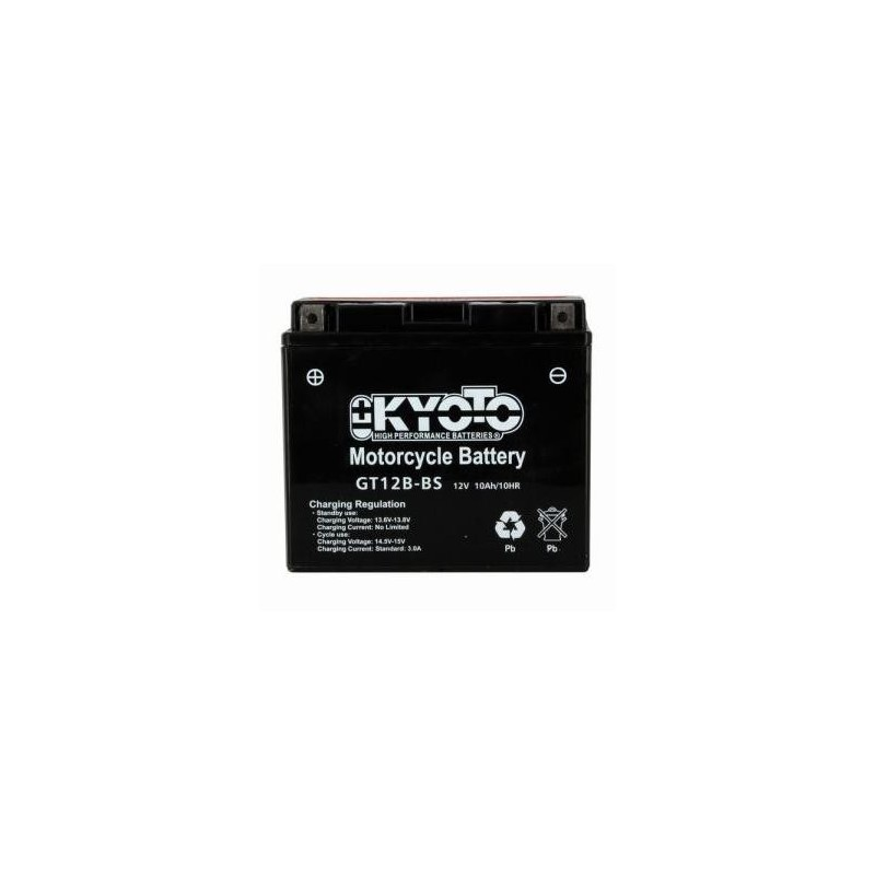 Battery KYOTO type GT12B-BS