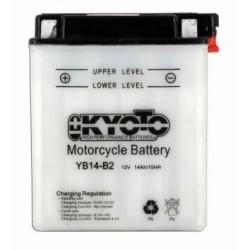 Batterie KYOTO type YB14-B2
