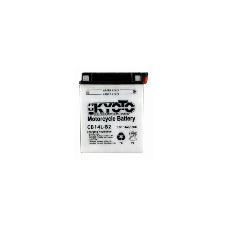 Batterie KYOTO type YB14L-B2