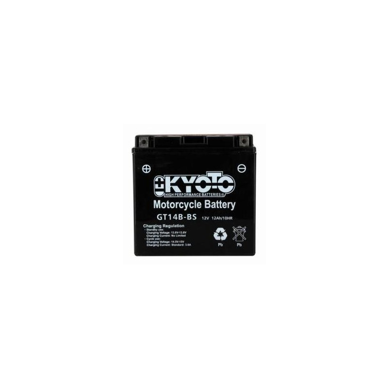 Batterie KYOTO type YT14B-BS