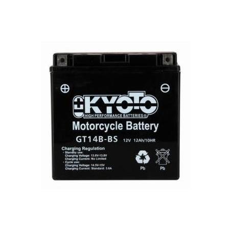 Batterie KYOTO type YT14B-BS AGM