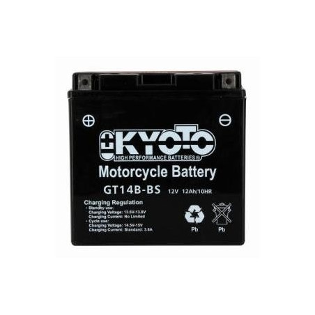 Battery KYOTO type YT14B-BS AGM