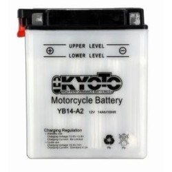 Battery KYOTO type YB14-A2