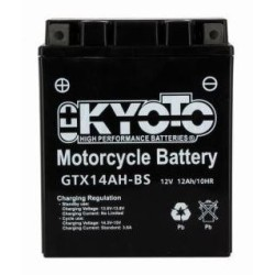 Battery KYOTO type YTX14AH-BS AGM