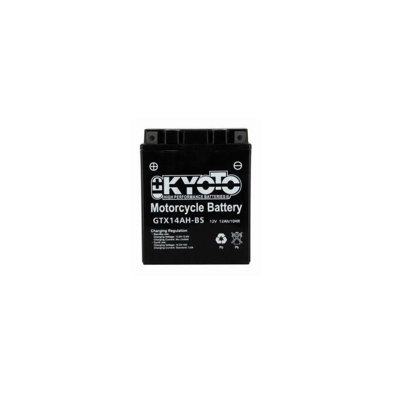 Batterie KYOTO type YTX14AH-BS