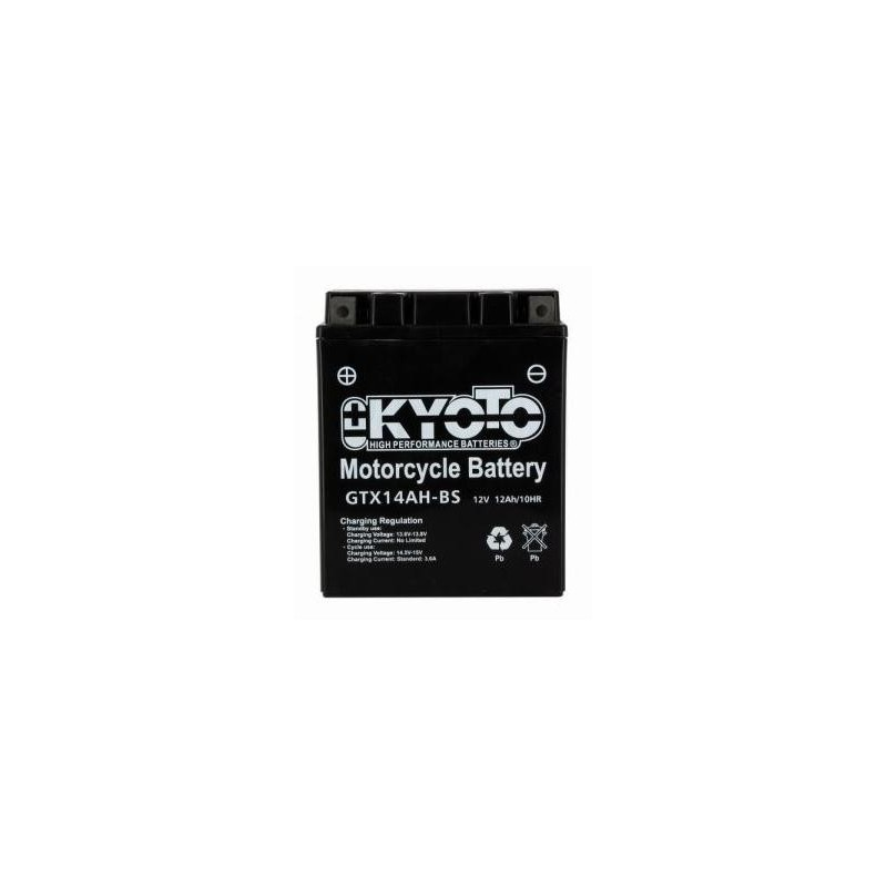 Battery KYOTO type YTX14AH-BS