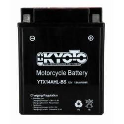 Batterie KYOTO type YTX14AH-LBS