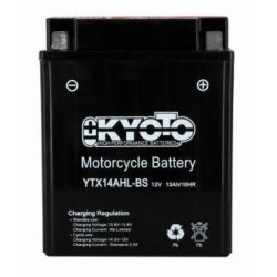 Battery KYOTO type YTX14AH-LBS AGM