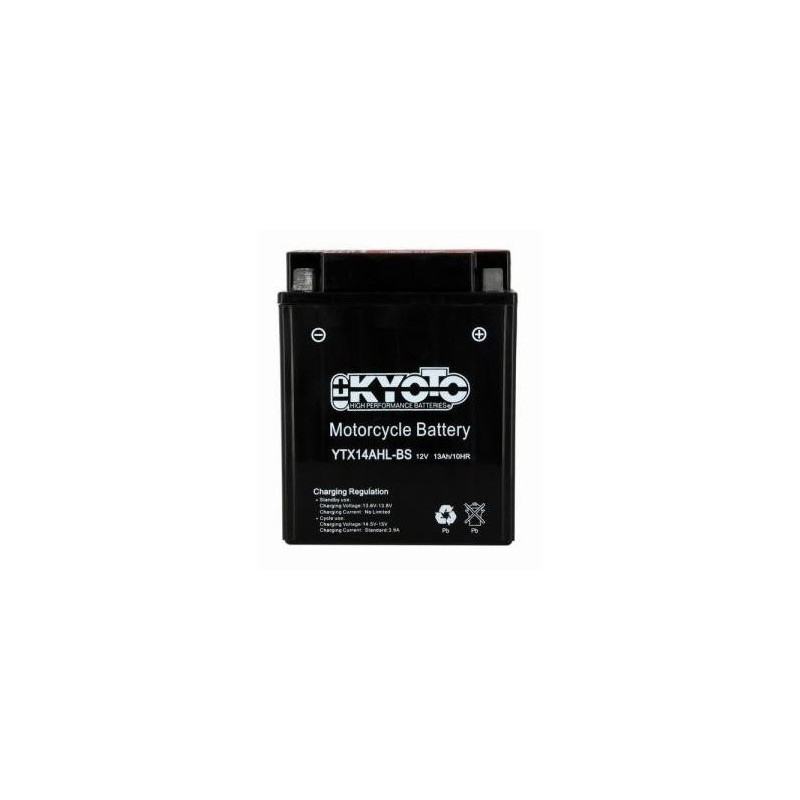 Battery KYOTO type YTX14AH-LBS