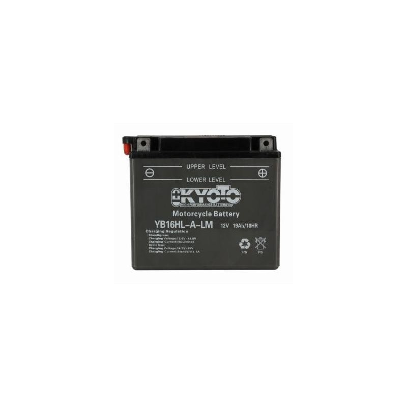 Battery KYOTO type YB16HL-A-LM