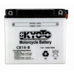 Battery KYOTO type YB16-B