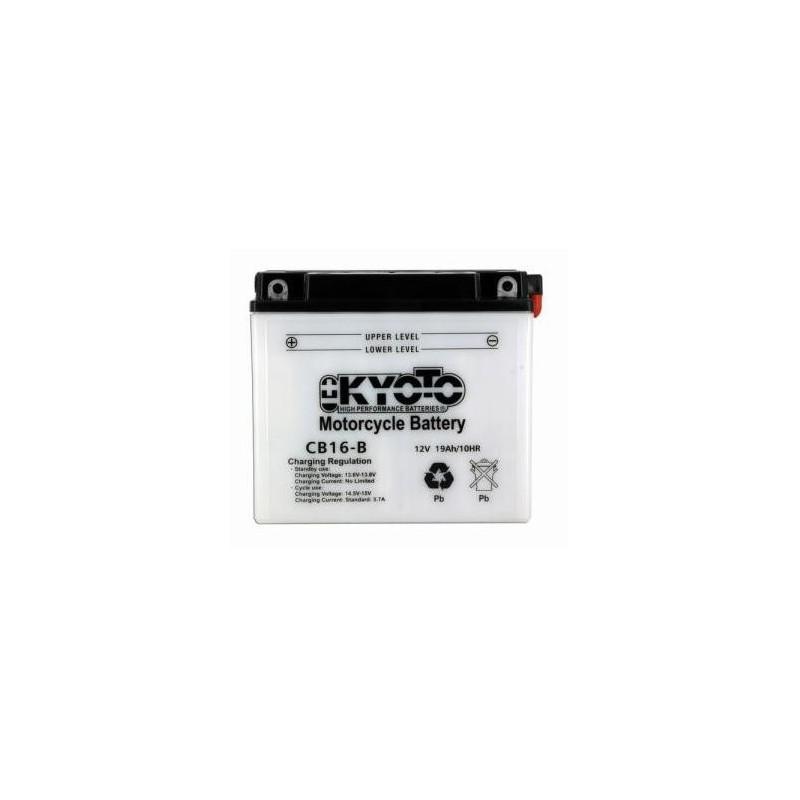 Batterie KYOTO type YB16-B