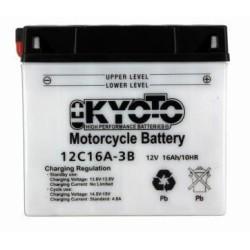 Batterie KYOTO type 12C16A-3B