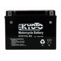Batterie KYOTO type YTX15L-BS AGM