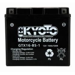 Batterie KYOTO type YTX16-BS-1 AGM