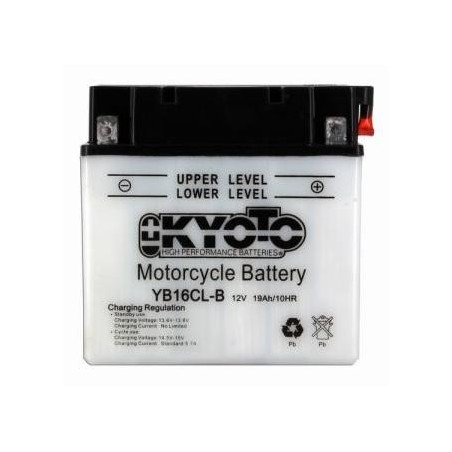 Batterie KYOTO type YB16CL-B