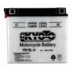 Battery KYOTO type YB18L-A