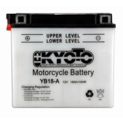 Batterie KYOTO type YB18-A