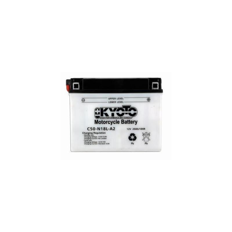 Batterie KYOTO type Y50-N18L-A