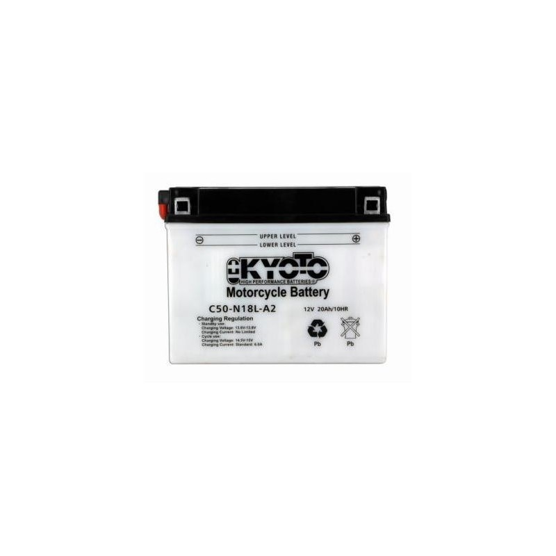 Battery KYOTO type Y50-N18L-A