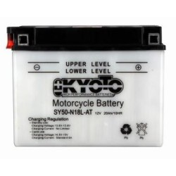 Batterie KYOTO type SY50-N18L-AT