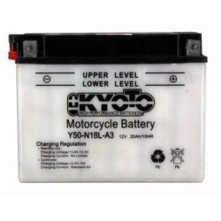 Battery KYOTO type Y50-N18L-A3