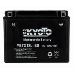 Battery KYOTO type YTX18L-BS
