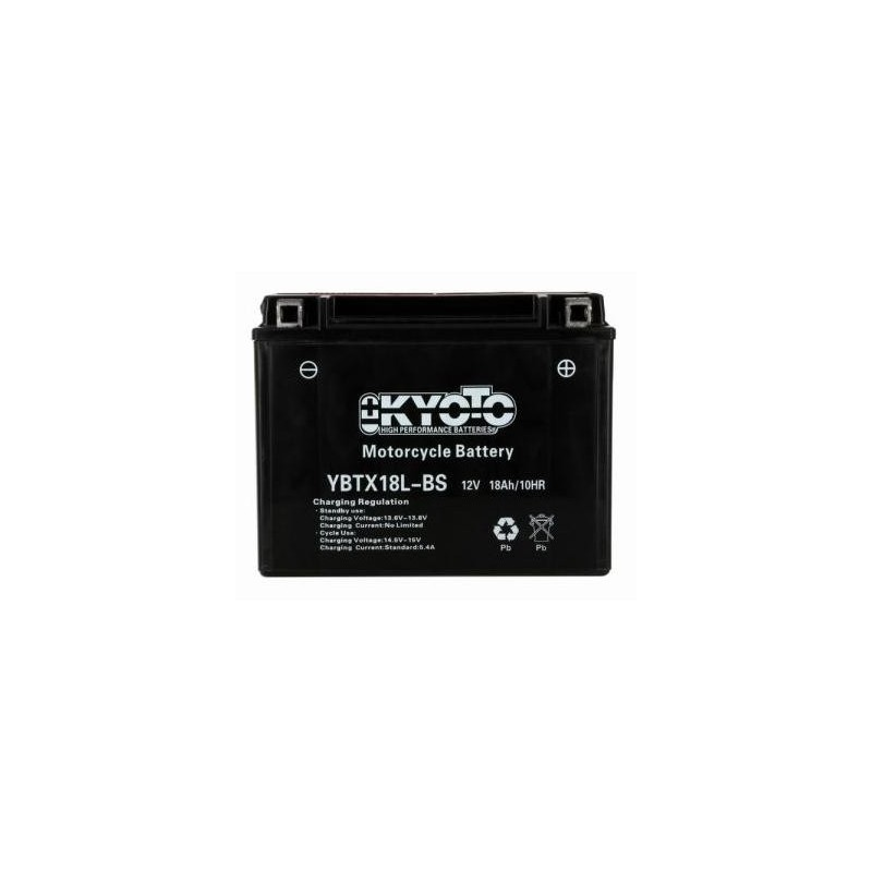 Batterie KYOTO type YTX18L-BS