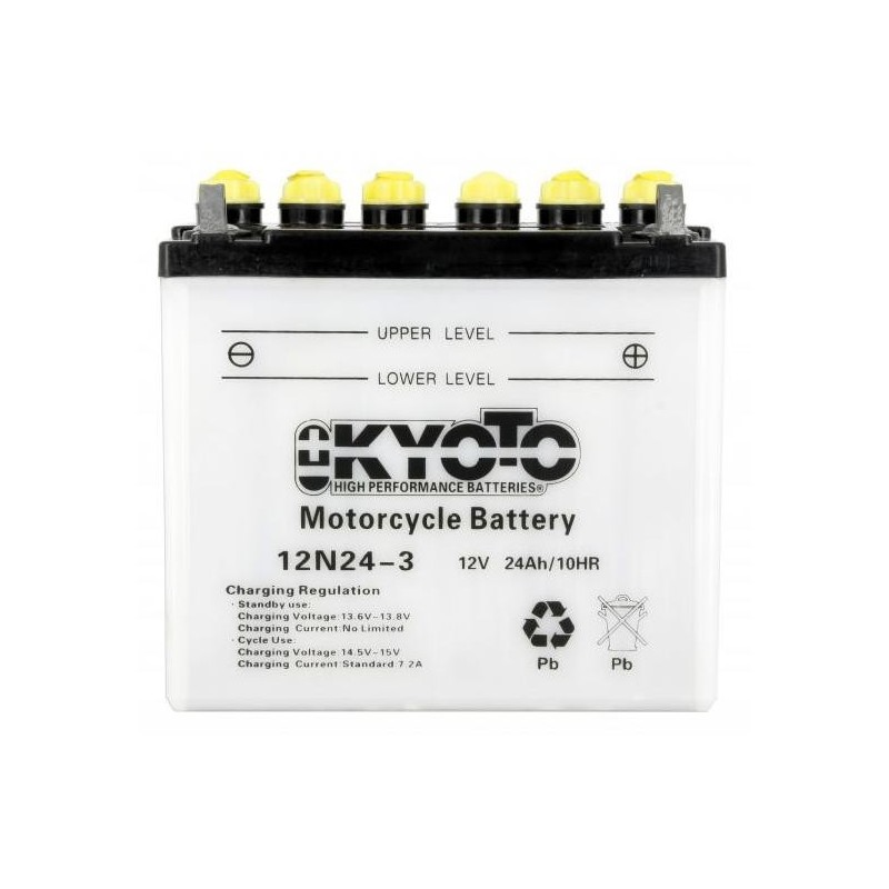 Batterie KYOTO type 12N24-3
