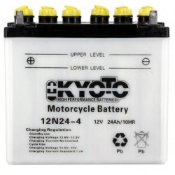 Battery KYOTO type 12N24-4