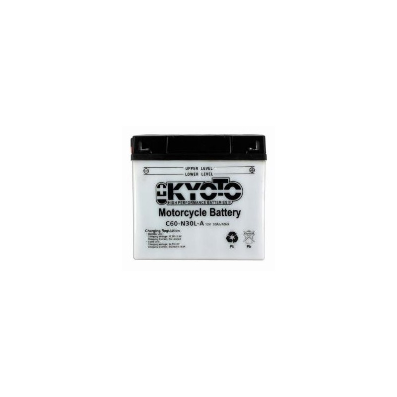 Battery KYOTO type Y60-N30L-A