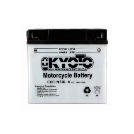 Batterie KYOTO type Y60-N30L-A