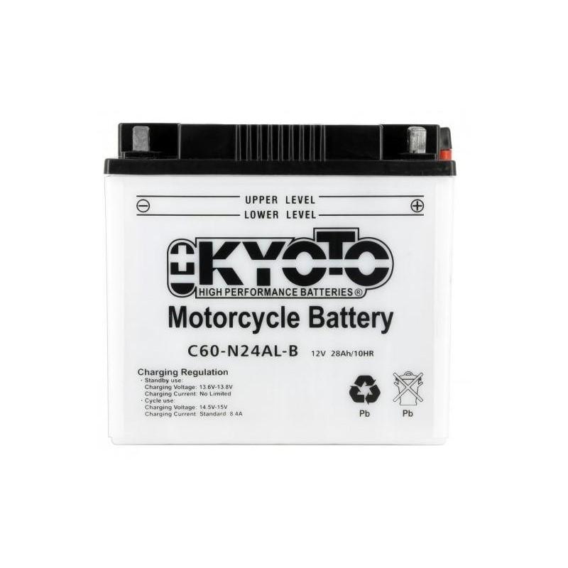 Batterie KYOTO type Y60-N24AL-B
