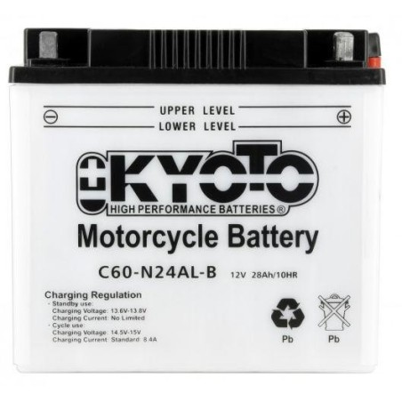 Battery KYOTO type Y60-N24AL-B