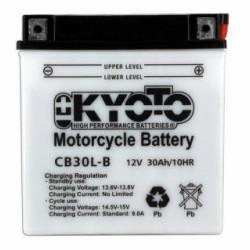 Batterie KYOTO type YB30L-B