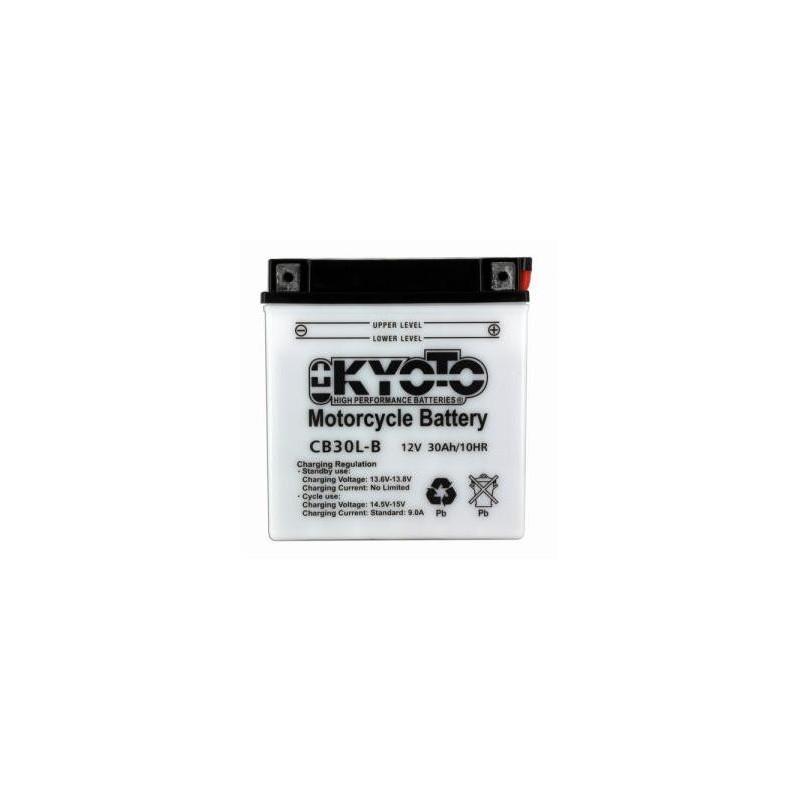 Battery KYOTO type YB30L-B