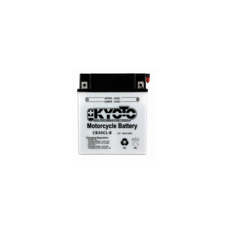 Battery KYOTO type YB30CL-B