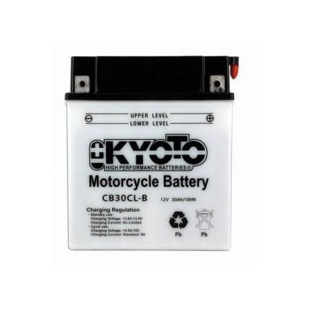 Batterie KYOTO type YB30CL-B