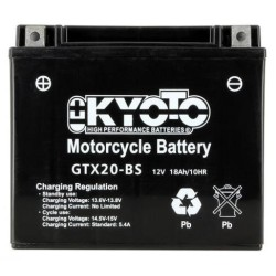 Battery KYOTO type YTX20-BS AGM