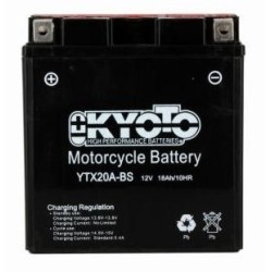 Battery KYOTO type YTX20A-BS