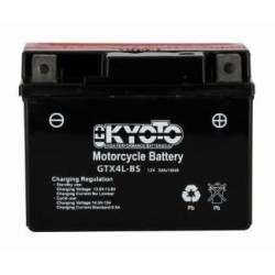 Batterie KYOTO type YTX4L-BS