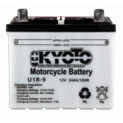 Battery KYOTO type U1R-9