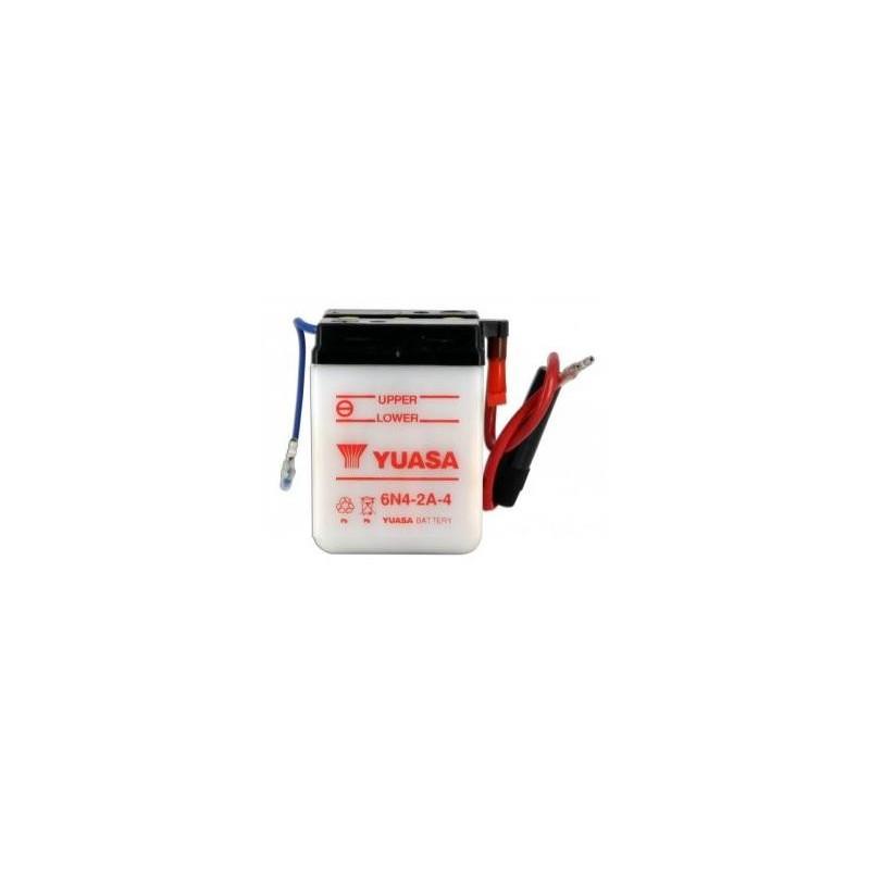 Batterie YUASA type 6N4-2A-4